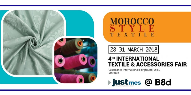 Just MES invites you to Morocco Style Textile!