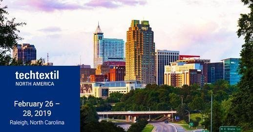 Techtextil North America is upon us: Just MES will be waiting for you!